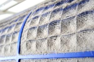 El filtro del aire acondicionado afecta a tu alergia
