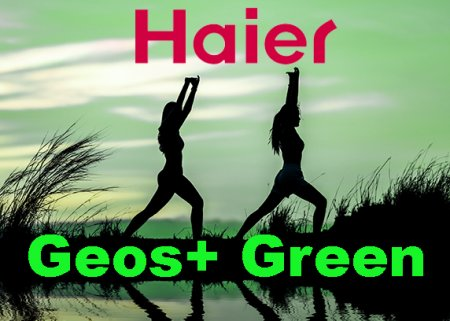 Split GEOS+ GREEN de Haier