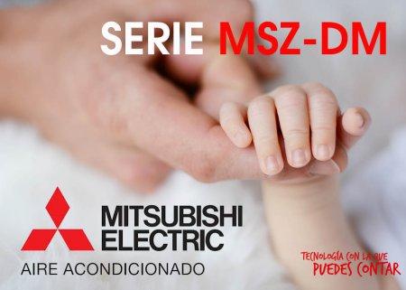 Conjunto split serie MSZ-DM