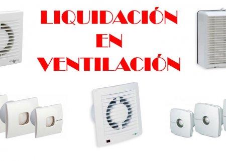 Liquidación en Ventilación