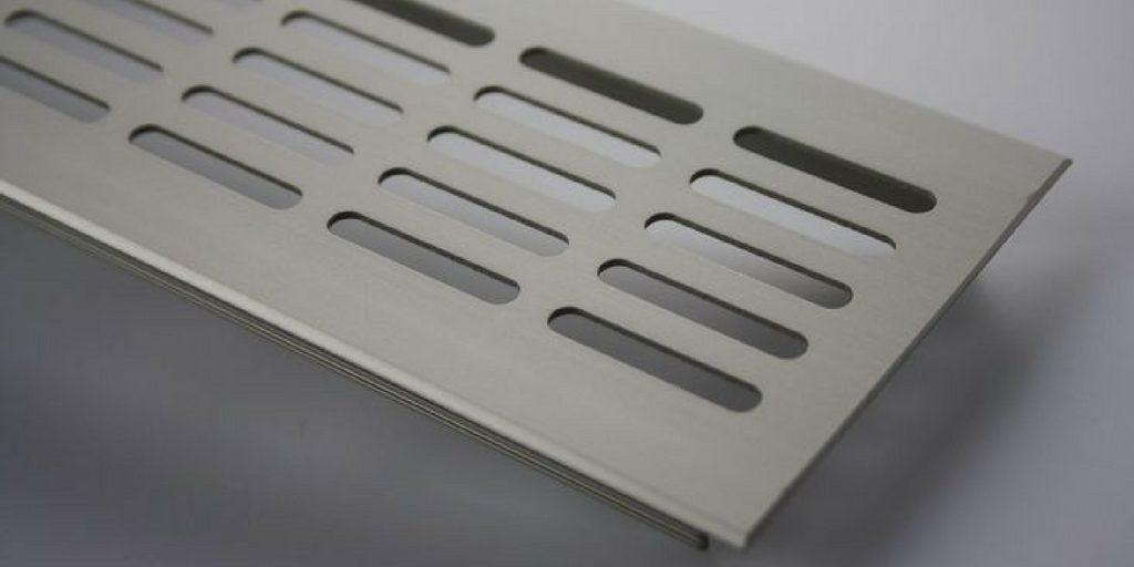 Qué tipos de rejillas de ventilación puedes encontrar