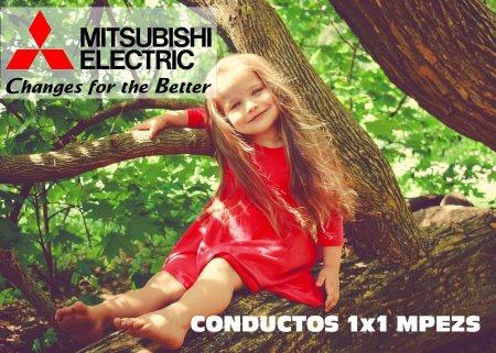 Conductos MPEZS de Mitsubishi Electric
