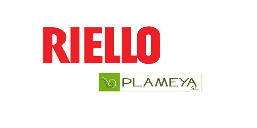 Riello se incorpora al catálogo de Plameya