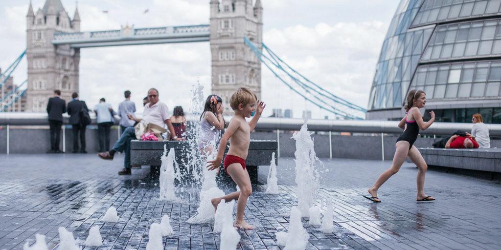 Suelo radiante: combate el calor del verano desde el suelo