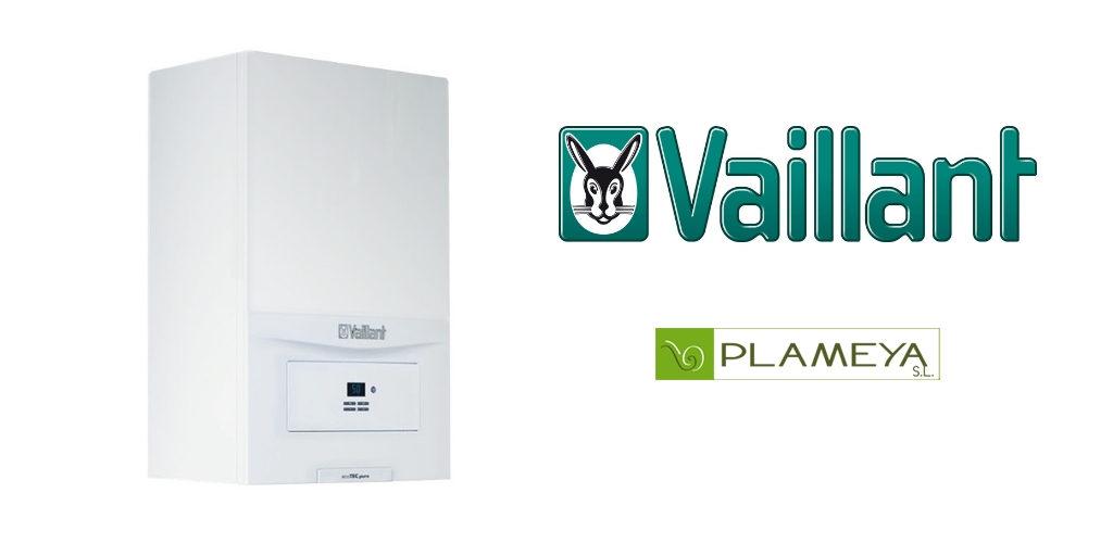 EcoTEC Pure de Vaillant: la caldera mixta para este otoño