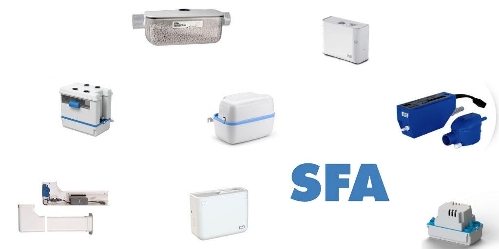Bomba de Condensados SFA: Tu solución para el agua condensada del aire acondicionado