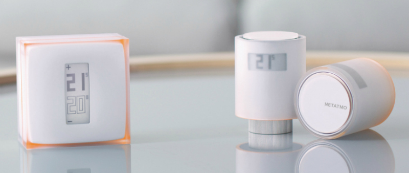 Calefacción inteligente, y de diseño