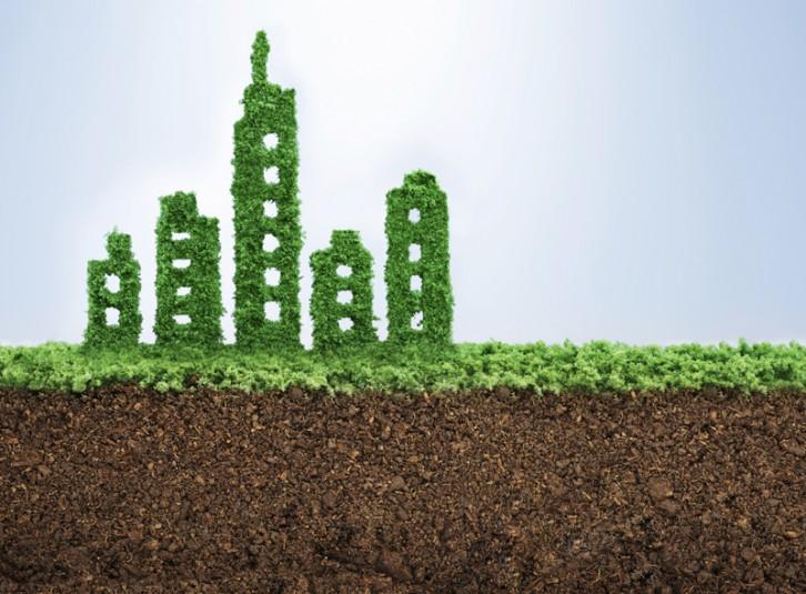Energía sostenible con el medio ambiente