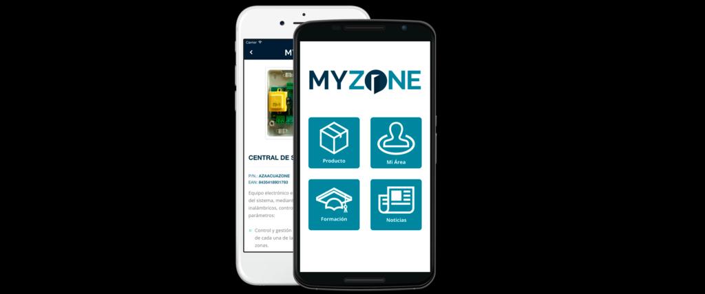 Myzone: La plataforma digital de los sistemas Airzone